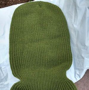 81dec345eb6 VLONE Accessories - Vlone Olive Ski Mask ASAP BARI
